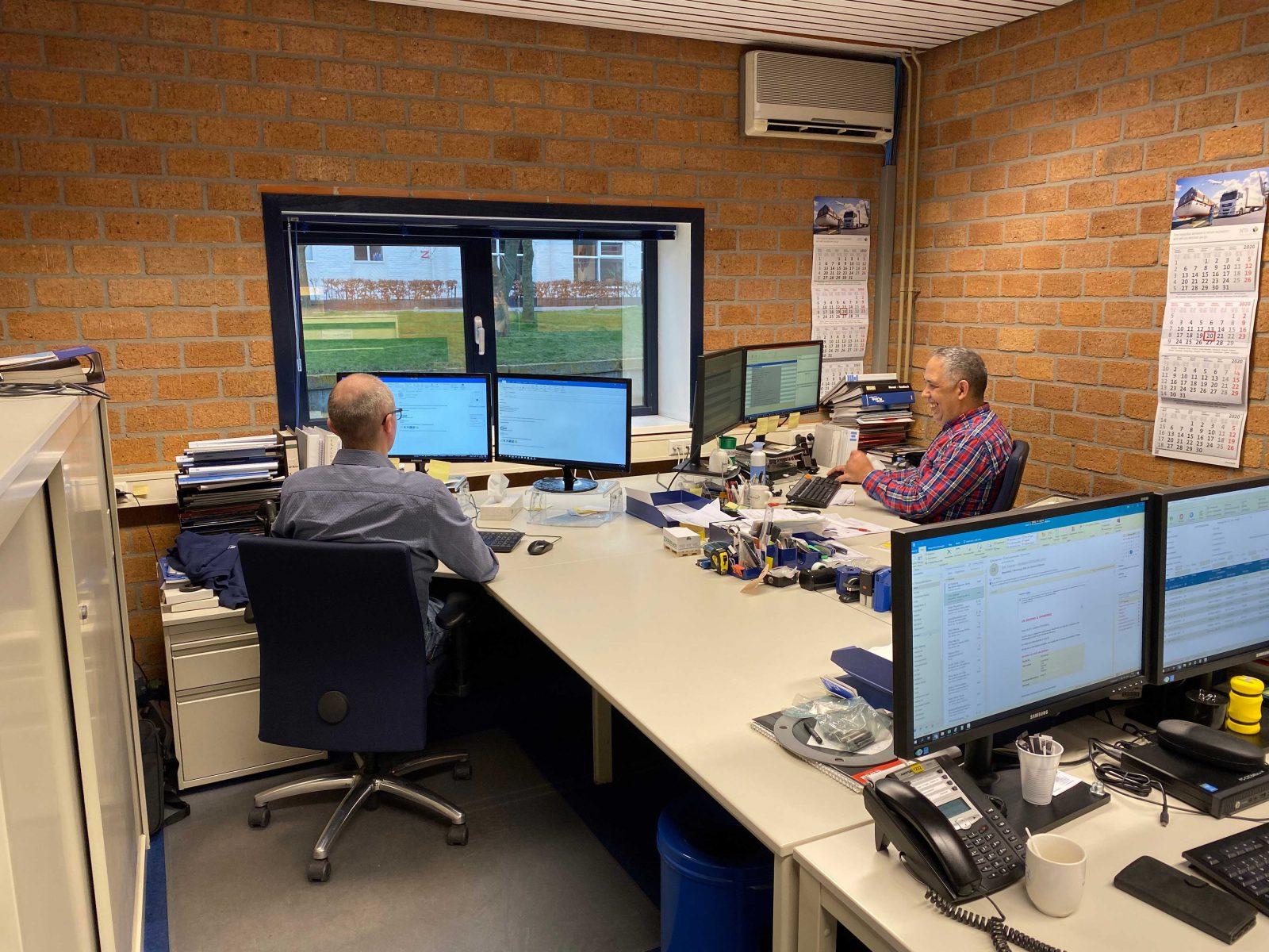 Vacature technisch commercieel medewerker