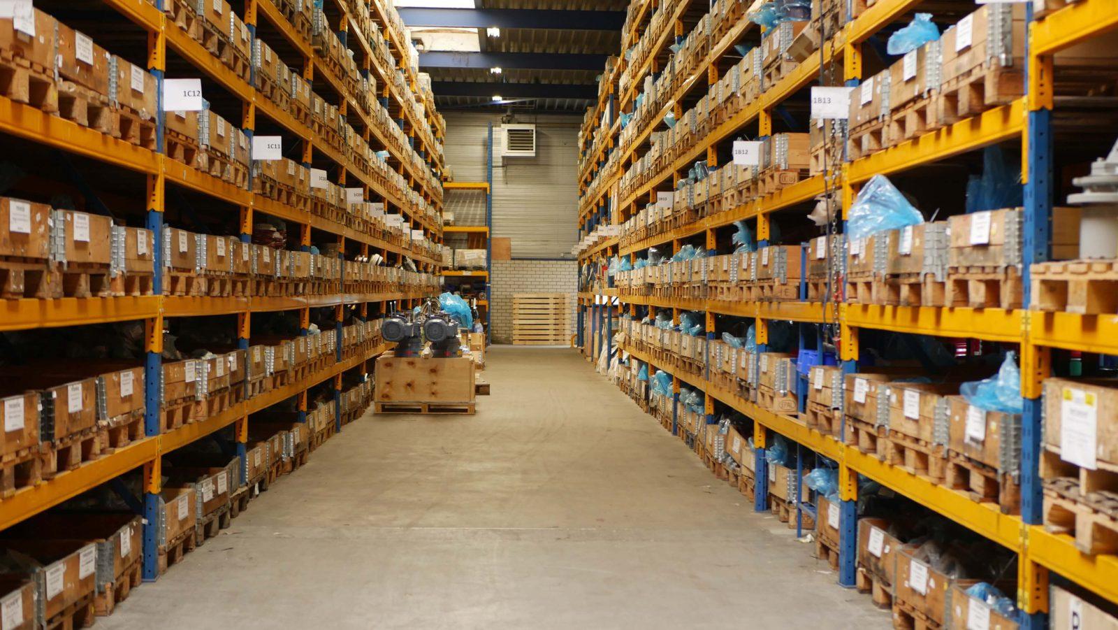 Vacature logistiek / magazijn medewerker